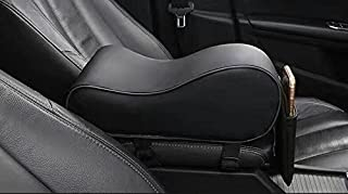 Kaungka Pillow Memory Foam Soft Comfortable Car Armrest Center Consoles Cushion Cover for Toyota Camry Most Cars Suvs