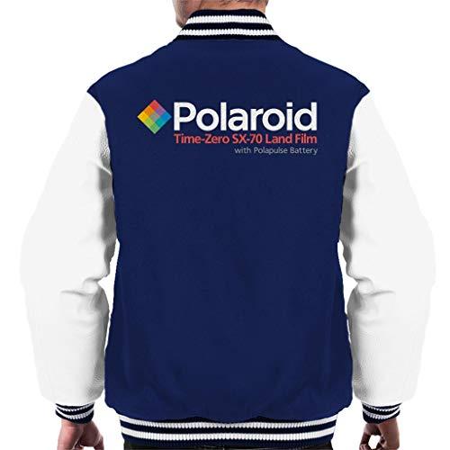 Polaroid Diamond Men's Varsity Jacket