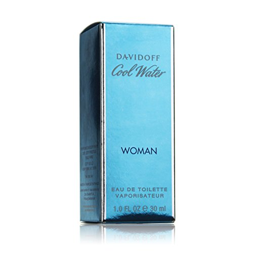 Davidoff Cool Water Eau de Toilette Spray for Women, 1 Fl Oz
