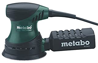 Metabo FSX200 240V Intec Palm Disc Sander (B000LR3NRY)   Amazon price tracker / tracking, Amazon price history charts, Amazon price watches, Amazon price drop alerts