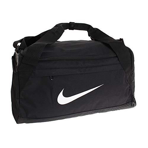 Nike Brasilia Duffel Bag Small Black/White Size Small
