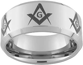 Best masonic rings tungsten Reviews
