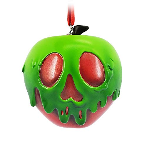 Disney Poisoned Apple Sketchbook Ornament – Snow White and The Seven Dwarfs