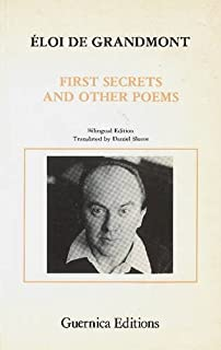 First Secrets & Other Poems