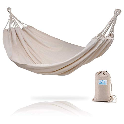 Hammock Sky Brazilian Double Hammock - Two Person Bed for Backyard, Porch, Outdoor and Indoor Use -...