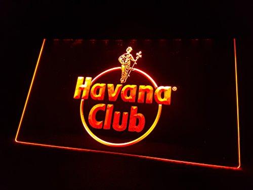 Havana Club Leuchtschild LED Neu Schild Rum USA Neon/neonschild zum hinstellen