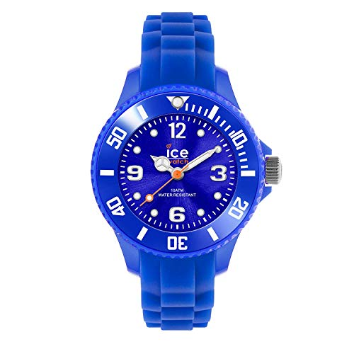 Ice-Watch - ICE forever Blue - Boy's wristwatch with silicon strap - 000791 (Extra small)
