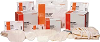 """Smith and Nephew Inc Exu-Dry Anti-shear Absorbent Wound Dressing 4"""" x 6"""", Non-occlusive, Full Absorbency, Non-adherent (Box of 10 Each)"""
