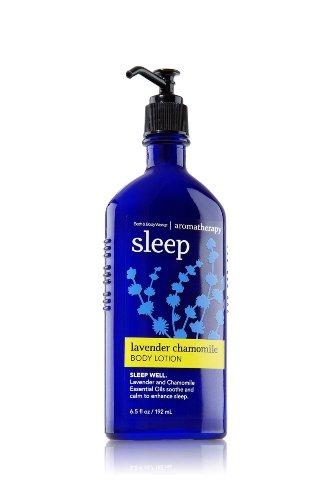 LAVENDER CHAMOMILE Bath Body Works Aromatherapy BODY LOTION lot of 1, 6.5 oz