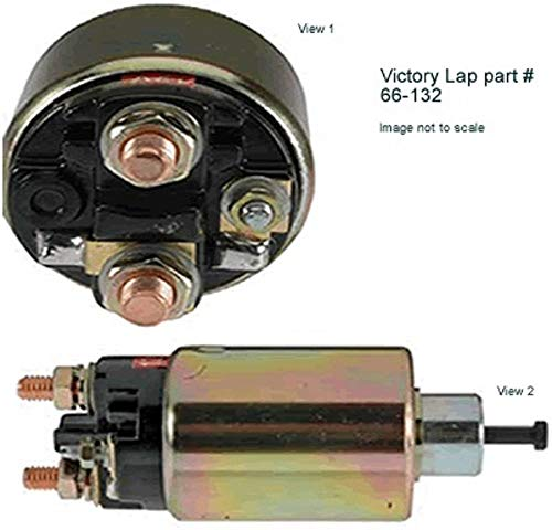 Victory Lap D981 Starter Solenoid for GM S981