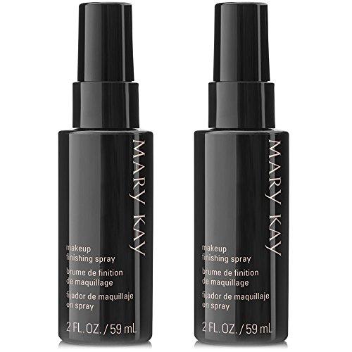 Mary Kay Makeup Finishing Spray by Skindinävia 2 fl. oz. / 59 ml (2-Pack)