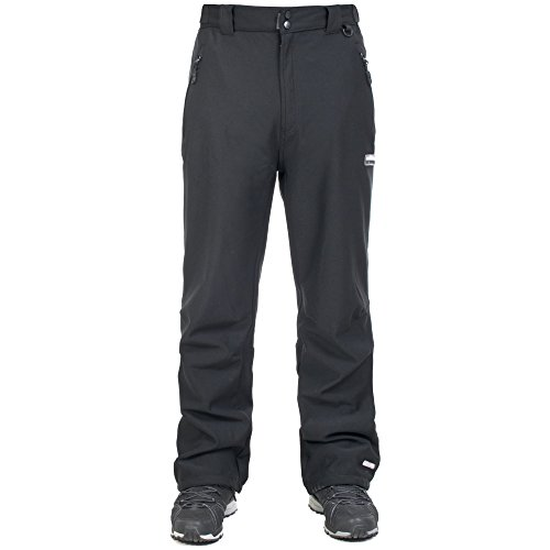 Trespass Heren Hemic Korte broek, Black X, S