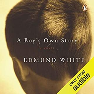 A Boy's Own Story audiobook cover art