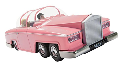 Hornby CC00604 Corgi Thunderbirds FAB 1 Die Cast Model, Pink