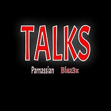 Talks (feat. Parnassian)