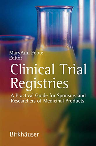 Top 10 best selling list for clinical trial registries
