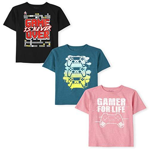 Lista de Camisetas de manga corta para Niño - solo los mejores. 11