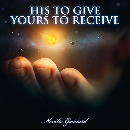 His to Give, Yours to Receive audiobook cover art