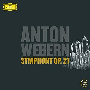 Webern: Symphony Op.21