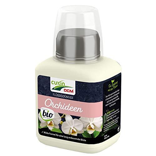 Cuxin DCM Flüssigdünger Orchideen Bio 250 ml