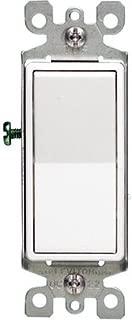 Leviton 107-5603-2WS 3-Way Switch White