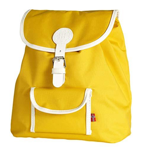 Blafre 2312 Rucksack für Kinder (3-5 Jahre) gelb - die perfekte Größe für die Aufbewahrung einer Brotdose, Wasserflasche und ein paar anderen wichtigen Utensilien