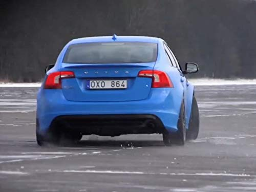 Volvo S60 Polestar, Mercedes-Benz C63 AMG and a Drag Race
