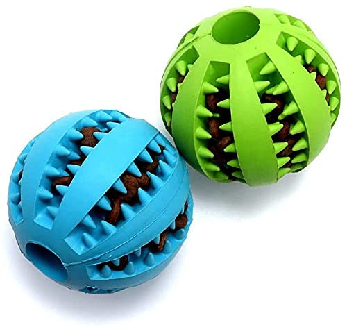 Dog Teething Chew Toy Puzzle Ball