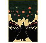 MTHONGYAO Poster The Matrix Film Poster Filmschauspieler