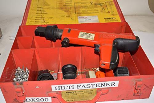Hilti DX 200 Powder Actuated Fastener, W/Accessories & Case