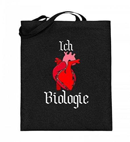 Chorchester Für alle, die Biologie lieben! - Jutebeutel (mit langen Henkeln)