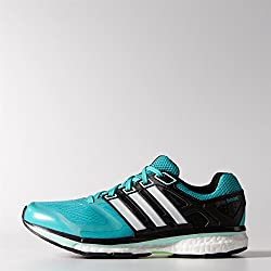 adidas, Supernova Glide Boost, women's running shoes, mint green