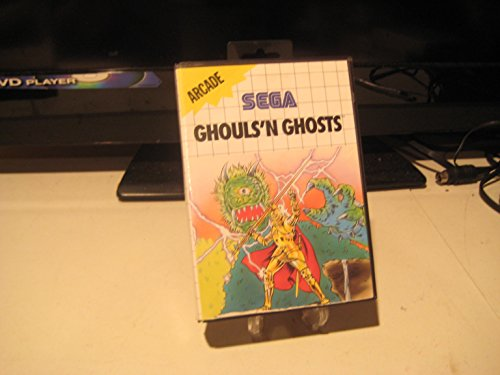 Ghouls N Ghost - Master System - PAL