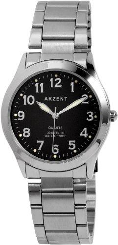 Acento de Hombre Relojes con Metal Banda ss7621000022