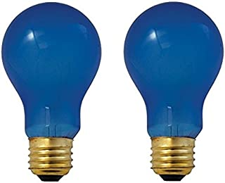 Bulbrite 60A19PG 60W Plant Grow A Shape Bulb - 2 Pack