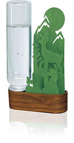 自然気化式加湿器 北欧の森Tree (Green)