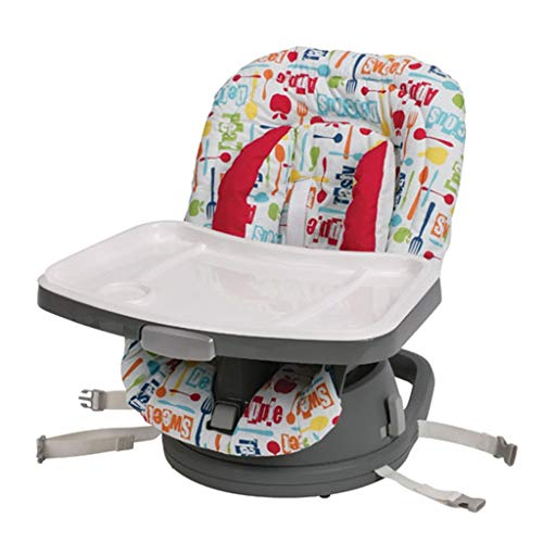 Xiao Jian- Booster stoel kinderstoel schommelstoel baby eten tafel kruk kan worden gedraaid om de plaat babystoel te verhogen