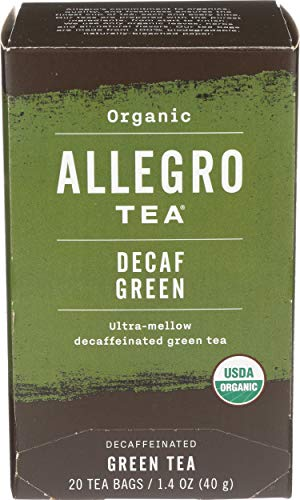 7. Whole Foods Market – Allegro Decaf Green Tea