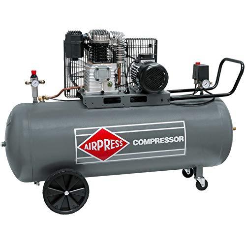 BRSF33® ölgeschmierter Compresor De Aire Comprimido HK 600–200(3KW, 10bar, 200L Caldera, 400V) Gran pistón de Compresor