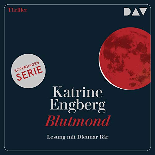 Blutmond audiobook cover art