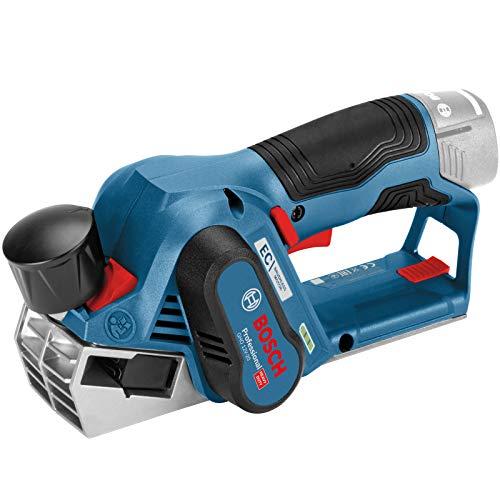 Bosch Professional Brushless Hobel, blau, 06015A7070, 12V