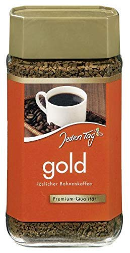 Jeden Tag Gold Instant Kaffee 100 g