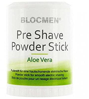 Pre Shave Powder Stick from Blocmen