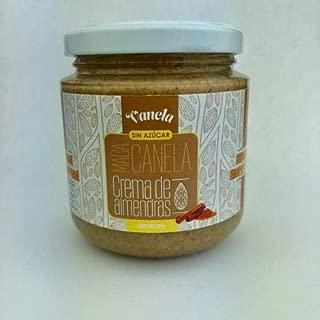 Vanela-Spread Maca Canela sin Azucar (KETO)-100% naturales