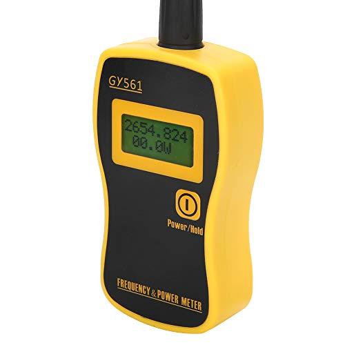Aukson Medidor de Potencia VHF UHF Digital, Alto Rendimiento, fabricación Profesional, para medir la frecuencia y Potencia de Equipos de Radio