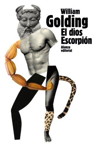 El dios Escorpión: Clonc Clonc. El enviado especial (El libro de bolsillo - Bibliotecas de autor - Biblioteca Golding)