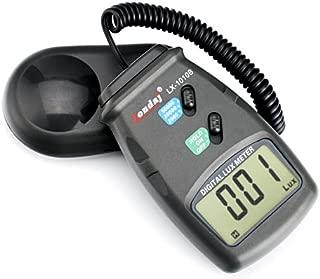 Digital Luxmeter/Digital Illuminance Light Meter with LCD Display 0.1-50,000 Lux Range