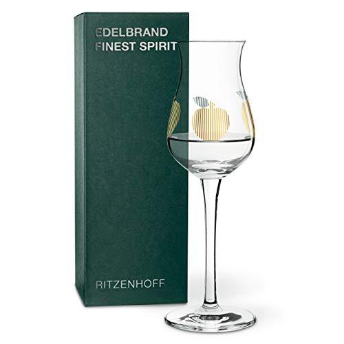 RITZENHOFF Next Finest Spirit Edelbrandglas von Angela Schiewer , aus Kristallglas, 156 ml