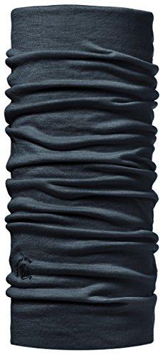 SET - BUFF® 100% MERINO Panno Multifunzionale + UP® Ultrapower Panno Tubulare | Passamontagna | Scialle | Foulard | Fazzoletto, BUFF Merino Designs:GREY