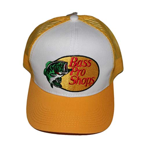 Bass Pro Shops Embroidered Hat (Yellow)